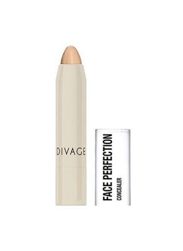 Divage Divage Face Perfection Chubby Concealer - Kapatıcı 02 Renksiz